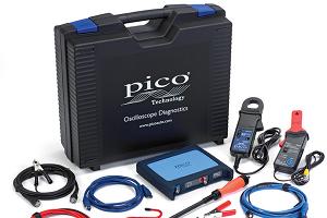 Pico两通道汽车诊断示波器标准套装(型号:PP922)