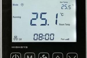 485聯網型中央空調溫控器