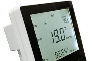 LonWorks联网型中央空调温控器