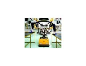 AGV在汽车零部件行业的应用