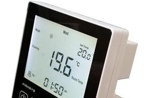 液晶中央空調溫控器
