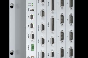 CRC1-610八轴工业机器人控制系统(脉冲式)