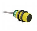 S30系列 直径30毫米,带螺纹的塑料圆柱形传感器