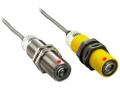 SM30系列 SM30系列150米量程的对射圆柱形传感器