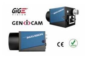 MER-531-20GM/C-P GigE接口CMOS工业数字摄像机