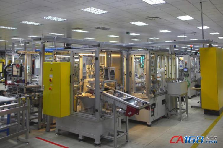 说明: 凸轮轴相位器的自动化装配与测试-1