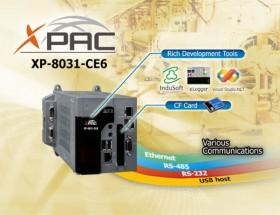 【泓格科技新产品上市】 XP-8031-CE6---PAC控制器
