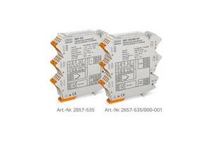 JUMPFLEX® RTD/TC温度变换模块