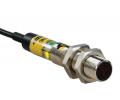 M12系列 直径12毫米的金属圆柱形传感器