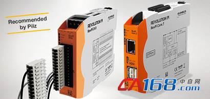 皮尔磁:工业物联网(IIoT)网关 Revolution Pi助力实现工业4.0