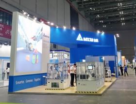 台达出席2018中国国际机器人展 分享多种机器人解决方案