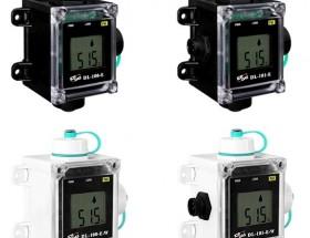 【泓格科技】新产品上市:LCD显示远程温度湿度数据记录模块