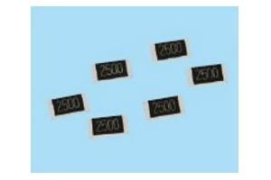 PR系列抗腐蚀高精密贴片薄膜电阻