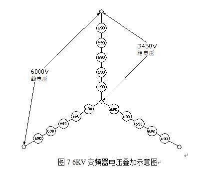 输入电源端r,s,t接变压器二次线圈的三相低压输出,三相二极管全波整流