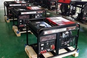 沃驰汽油发电机柴油发电机发电电焊机两用发电电焊一体机