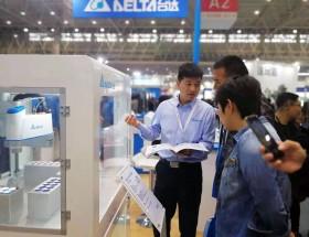 台达出席制药机械展 全方面助力产业智能化升级