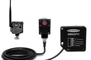 QM42振动和温度系列 - 无线