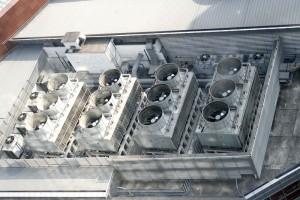 普传科技PI500系列变频器在中央空调上的应用