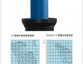 天津厂家√定制10KV高压潜水轴流↑泵