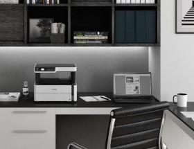 爱普生墨仓式®打印机 开启健康商业打印新模式