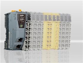 贝加莱推出带集成交换器的紧凑】型控制器