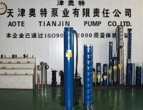 天津奥特现货供应不锈钢井用潜水泵_应用范围广使用寿命长