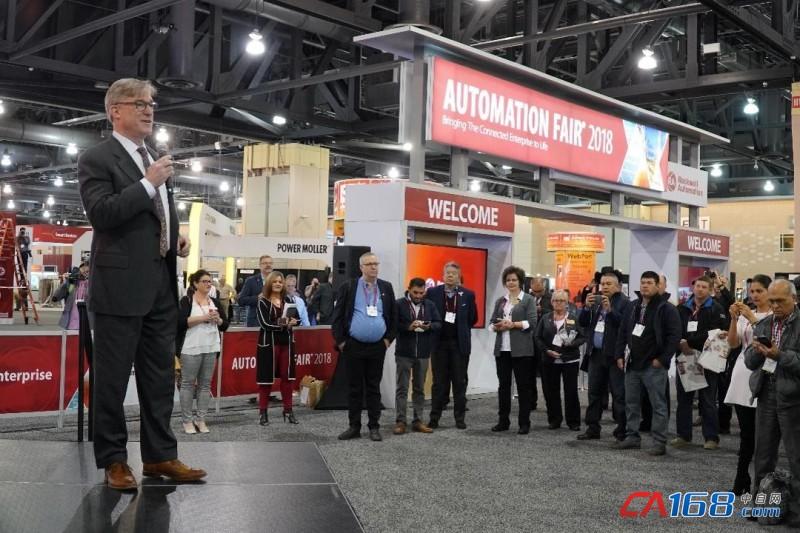 罗克韦尔自动化第 28 届年度 Automation Fair® 报名入口现已开通