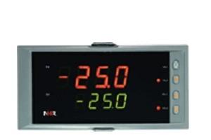 NHR-5200双路温度显示仪/液位显示仪/压力显示仪