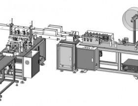 Haiwell(海为) 在一拖二平面口罩机生产线上的应用