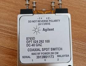 供应闲置 同轴开关 Agilent 8765D