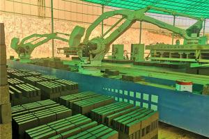 普传科技PI500系列在制砖挤出机上的应用