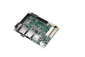 第六代 Intel Atom E3900 系列 寬溫強固 2.5寸掌上型 嵌入式單板電腦