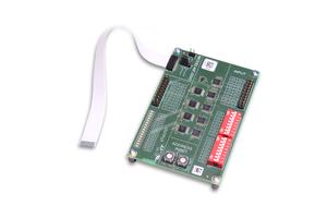 SSIO 扩展,用于 netIC IOT 评估板