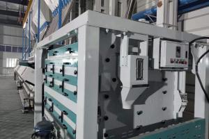 普传科技PI500系列变频器在粮食筛选机上的应用