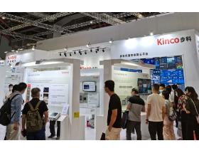 步科M-IoT机器物联网云平台震撼亮相工博会