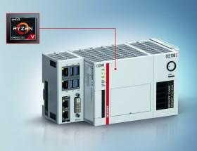 倍福CX20x3:搭载AMD处理器的嵌入式控制器系列