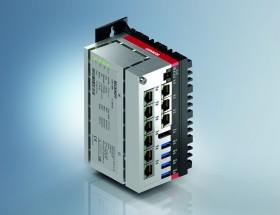 采用模块化设计的倍福C6027进一步完善了超紧凑型工业PC系列