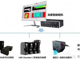 龍睿智能相機在3C行業的應用—視覺引導ABB機器人貼標簽