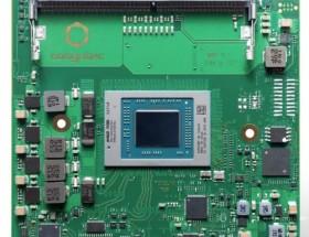 康佳特利用AMD Ryzen™ Embedded V2000處理器實現性能翻倍