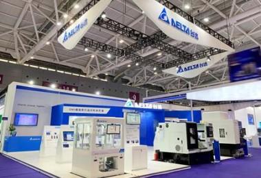 推動機械產業智能升級 臺達出席2021深圳機械展
