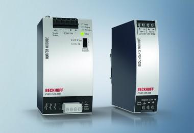 针对 24/48 V DC 电源的缓冲和冗余模块助力提高系统可用性