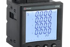 安科瑞APM800电能质量监测仪表全电量型