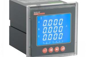 安科瑞PZ80L三相四线电能表LCD显示屏