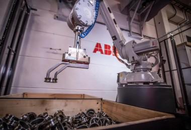 ABB機器人設立全新測試中心