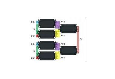 大功率IGBT模块ST20在风电中的应用